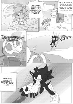 Hedgehogged Chapter 1 Arc 1 Page 7