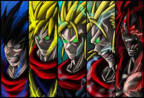 .:Battle Cuts - Rage:. by RageVX