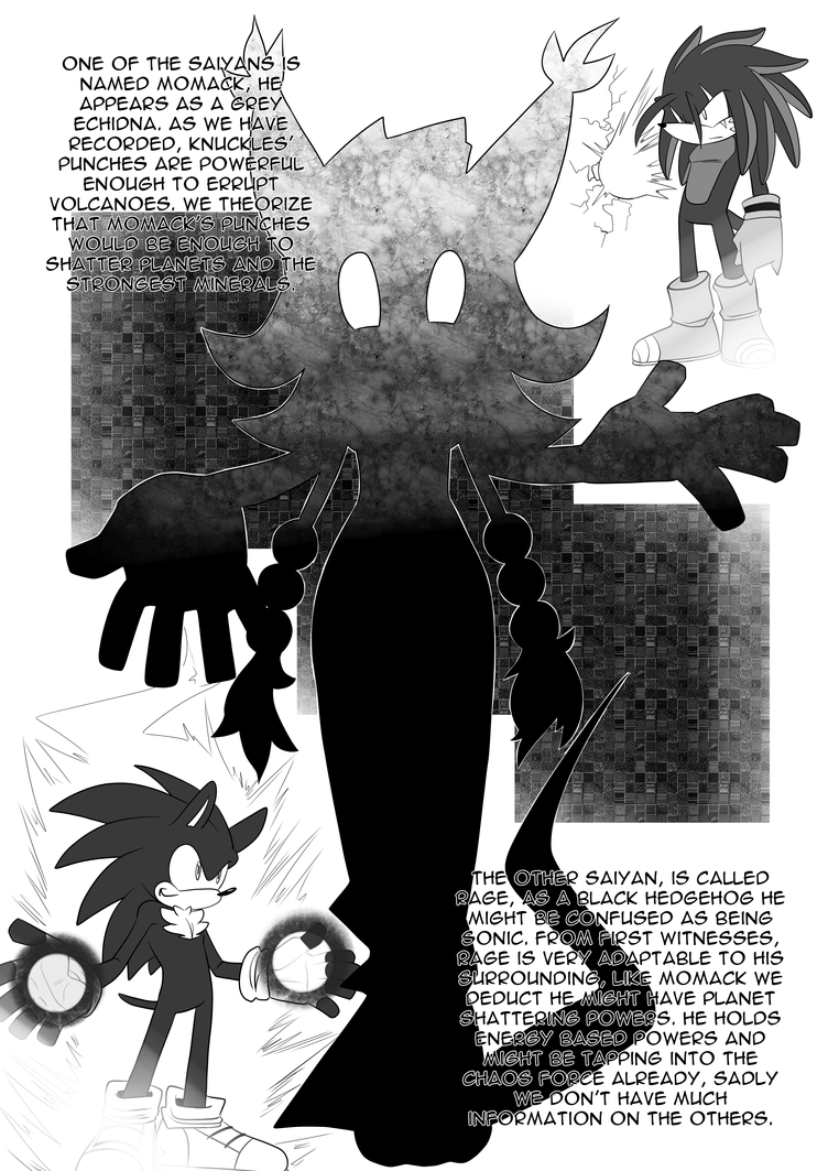 Hedgehogged Chapter 7 Arc 1 Page 7 by RageVX
