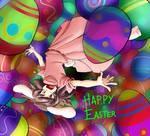 .:Merry Easter:. by RageVX