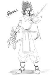Spirit Warrior Gohage