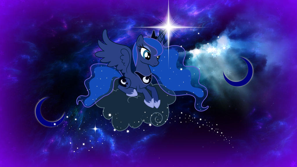 Princess Luna Wallpaper By MLPWallpaperz On DeviantArt