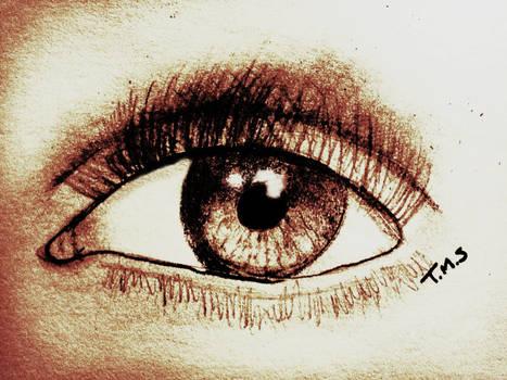 Le Finished Eyeball~