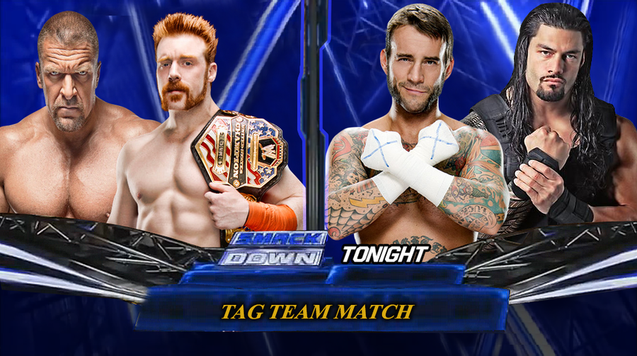 tag team matches
