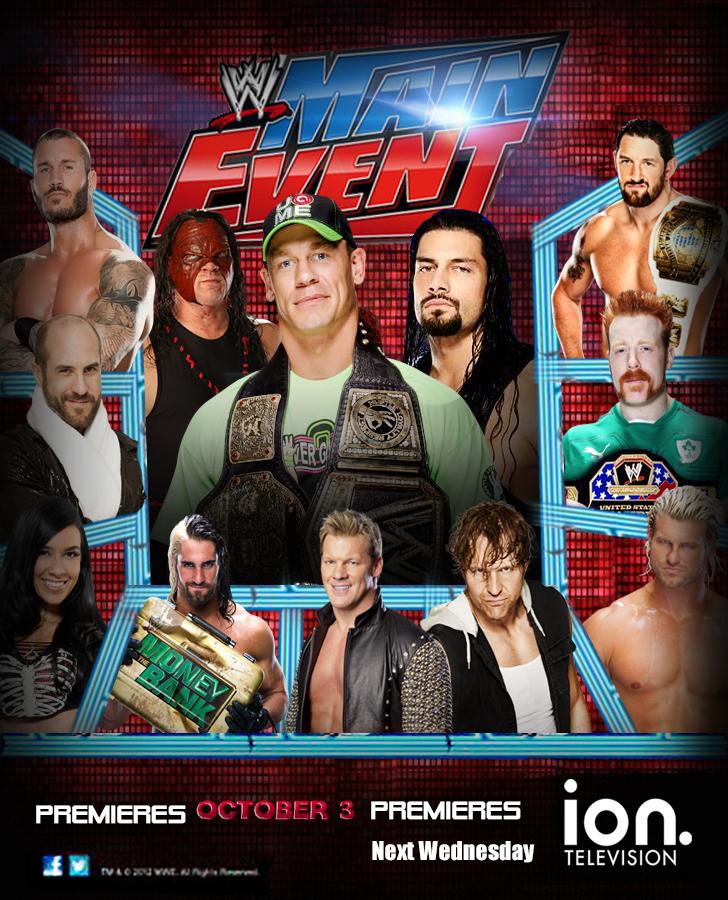 WWE Main Event (13 June 2019) English HDTV 450MB
