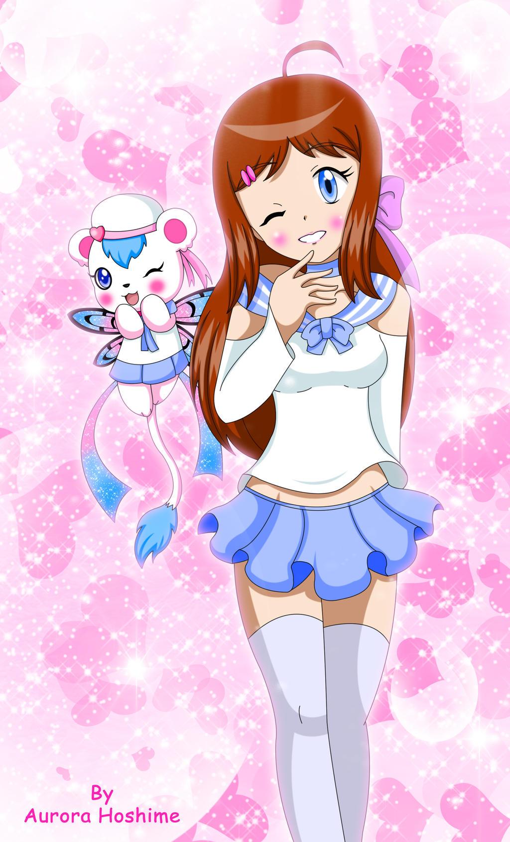 TDA Fanservice Friday: Sailor uniform by FairyAurora