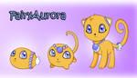 Digimon Adoptables 4 (CLOSED) by FairyAurora