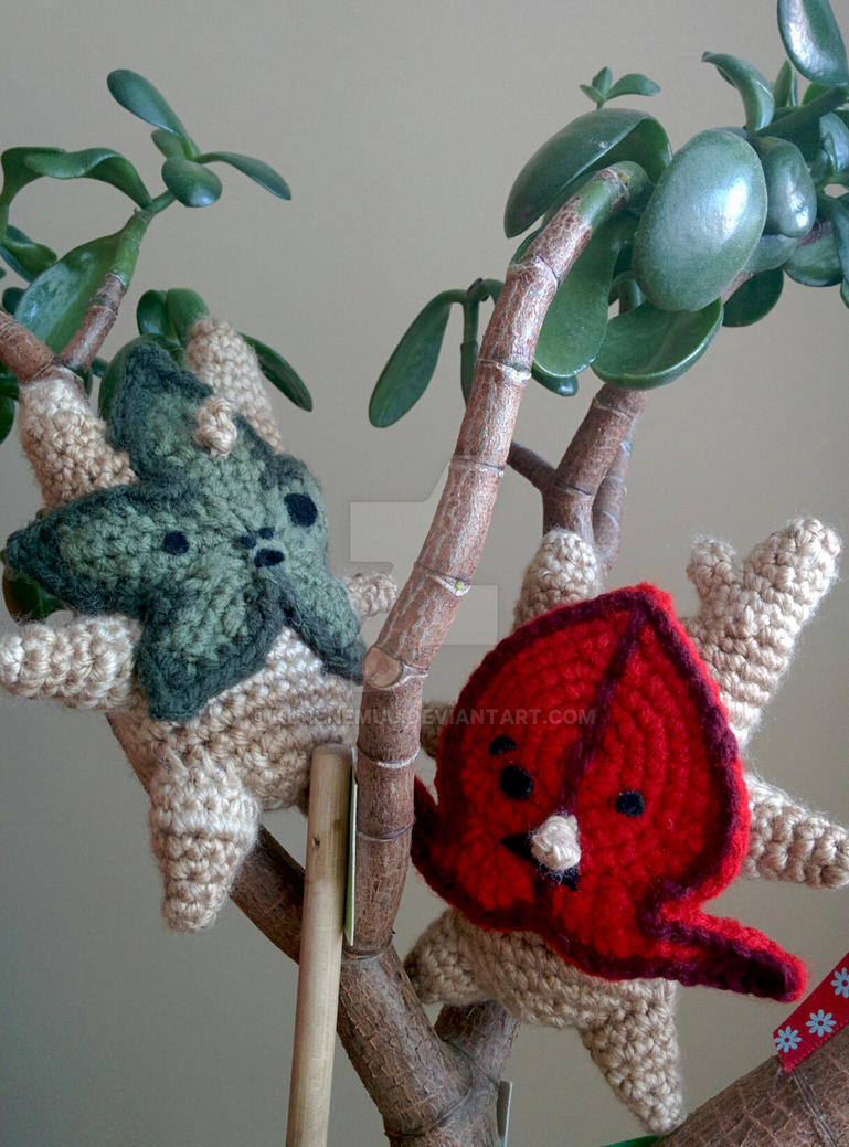 Koroks With Pattern By Kurenemuu On Deviantart