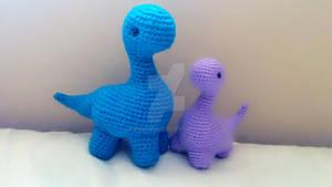 Long Neck Dinos
