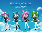 HnK x Pokemon Adoptables [OPEN] by ADSanika