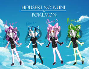 HnK x Pokemon Adoptables [OPEN]