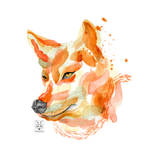 Digitalizacion Lobo - Wolf