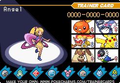 Pokemon Trainer ID XDDD by Angellady