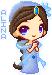 Desert Sorcerer - Chibi!Alina by Angellady