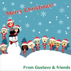 Merry Christmas! by TigerfishAori