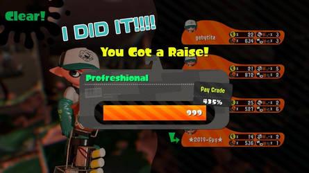 PROFRESHIONAL 999 REACHED!!! by TigerfishAori