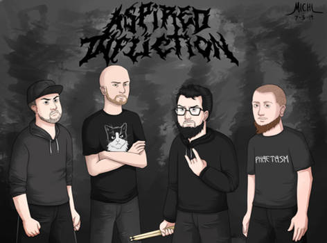 aspired infliction | commission
