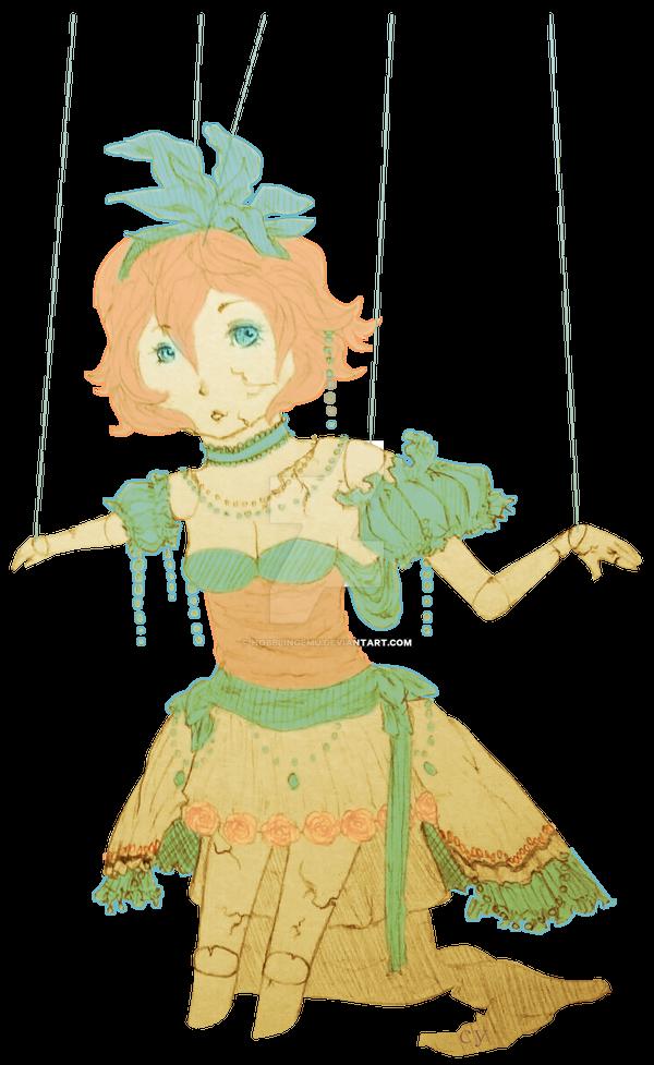 marionette by HobblingEmu