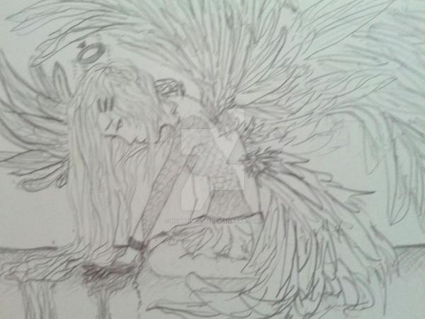 angel by HobblingEmu