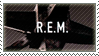 STAMP - R.E.M. | Automatic for the People by AniWhichWay