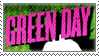STAMP - Green Day by AniWhichWay
