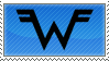 STAMP - Weezer by AniWhichWay