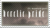 STAMP - The Mountain Goats | Heretic Pride by AniWhichWay