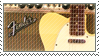 STAMP - Fender by AniWhichWay