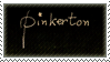 STAMP - Weezer | Pinkerton by AniWhichWay