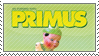 STAMP - Primus by AniWhichWay
