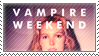 STAMP - Vampire Weekend | Contra by AniWhichWay