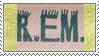 STAMP - R.E.M. | Dead Letter Office by AniWhichWay