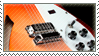 STAMP - Rickenbacker Guitar by AniWhichWay