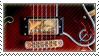 STAMP - Epiphone Sheraton Guitar by AniWhichWay