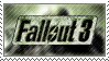 STAMP - Fallout 3 by AniWhichWay