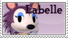 STAMP - Labelle (Animal Crossing) by AniWhichWay