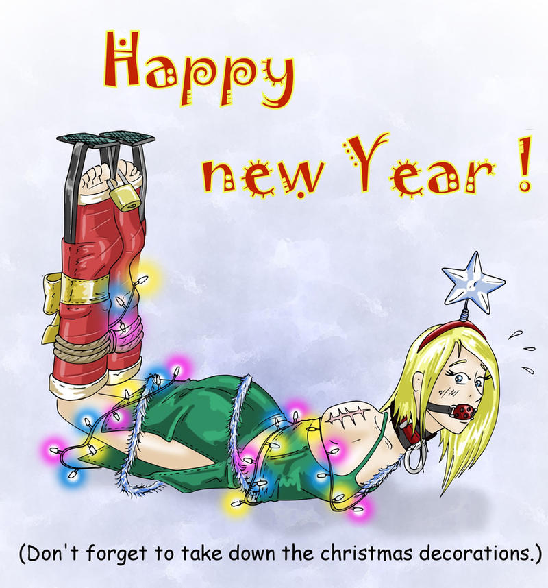 2009: Happy New Year 2009 By Excilion On DeviantArt