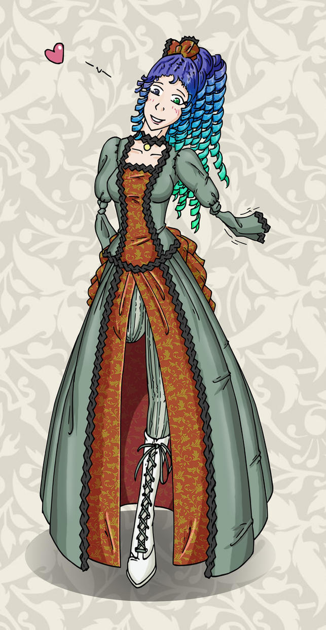 Victorian Cassidy by excilion