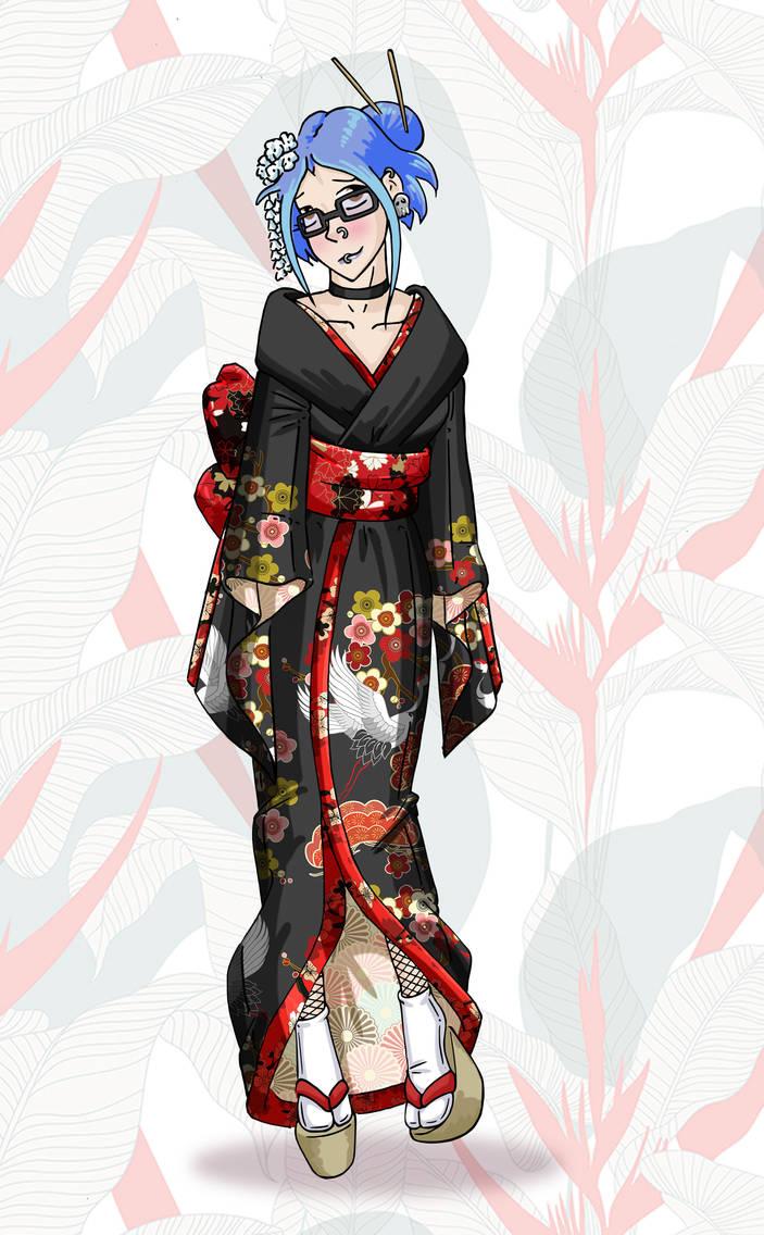 Geisha Candice