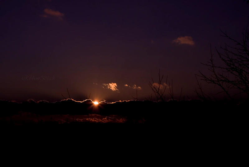 horizon fades by RibbonBlack