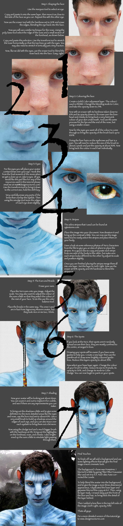 Realistic Avatar Manip by Planet37