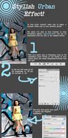 Stylish Urban Effect by Planet37