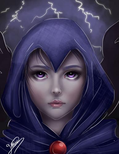 نتیجه تصویری برای Raven on deviantart