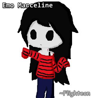 Marceline Chibi