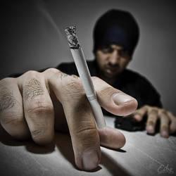 Have a Smoke by Eibography