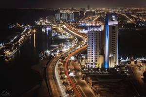 Jeddah Nights by Eibography