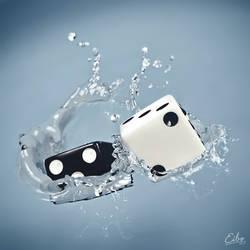 Lucky Splash by Eibography