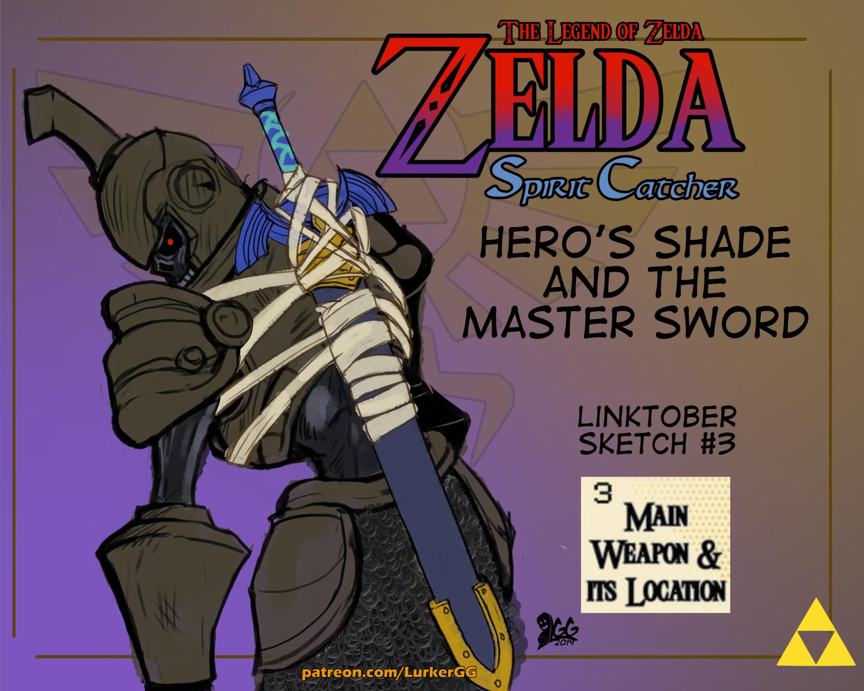 Linktober Sketch 3 Master Swords Location By Lurkergg On Deviantart Post date july 17, 2016 no comments on malon's metamorphosis by lurkergg deviantart