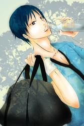 Reiji Shinjo by HeavyGauze