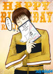 Happy BirthDay RENJI!! by HeavyGauze